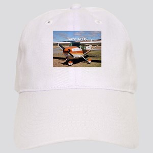 Born to fly: high wing aircraft Cap