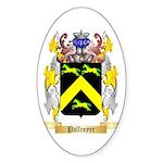 Palfreyer Sticker (Oval)