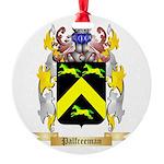 Palfreeman Round Ornament