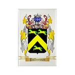 Palfreeman Rectangle Magnet (100 pack)