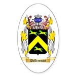 Palfreeman Sticker (Oval)
