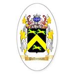 Palfreeman Sticker (Oval 50 pk)