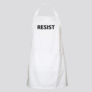 Resist With Fist Light Apron