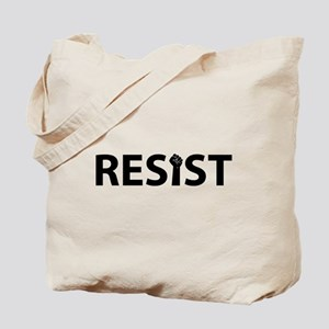 Resist With Fist Tote Bag