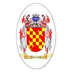 Palacios Sticker (Oval 50 pk)