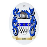 Pal Oval Ornament