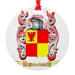 Pakenham Round Ornament
