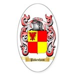 Pakenham Sticker (Oval)