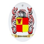 Pakenham Oval Ornament