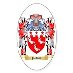 Paitson Sticker (Oval 50 pk)