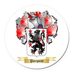 Pairpoint Round Car Magnet