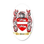 Paine Oval Car Magnet