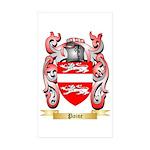 Paine Sticker (Rectangle 50 pk)