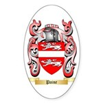 Paine Sticker (Oval)