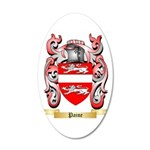 Paine 20x12 Oval Wall Decal