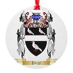 Paige Round Ornament