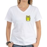 Pagram Women's V-Neck T-Shirt