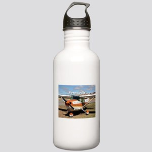 Born to fly: high wing Stainless Water Bottle 1.0L
