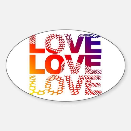 Love-45 Decal