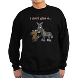 Donkey Sweatshirt (dark)