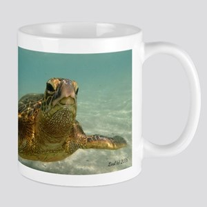 SeaTurtle1 Mugs