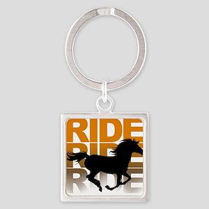 Horse ride Keychains