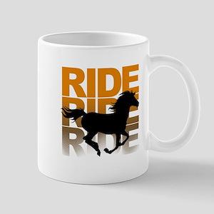 Horse ride Mugs