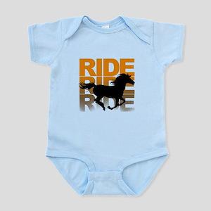 Horse ride Body Suit