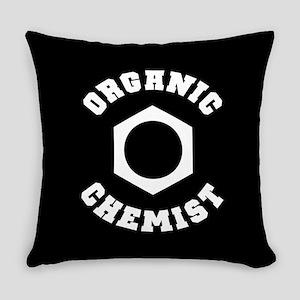 Organic Chemist Everyday Pillow