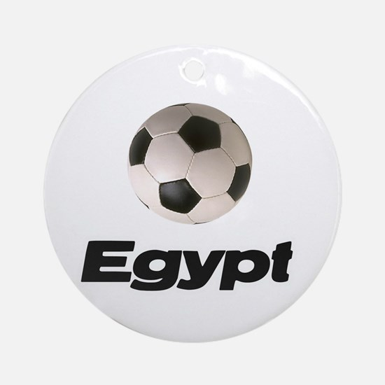 Egypt Ornament (Round)