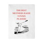 tennis joke Twin Duvet