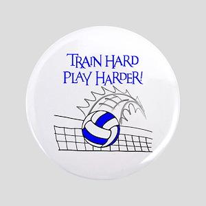 TRAIN HARD Button
