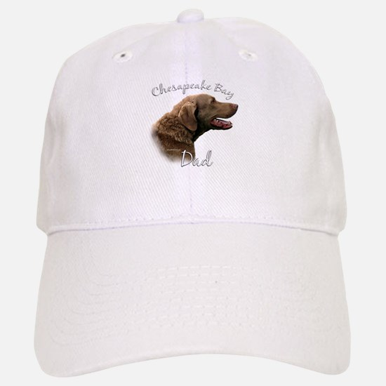 Chessie Dad2 Baseball Baseball Cap