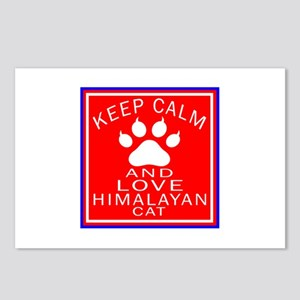Keep Calm And Himalayan C Postcards (Package of 8)