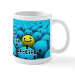 Yeah I'm Special Smiley Photo Mug Mugs
