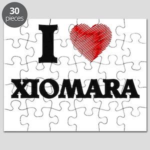 I Love Xiomara Puzzle