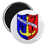 "USS Neches (AO 47) 2.25"" Magnet (10 pack)"