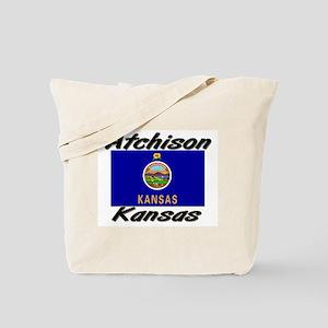 Atchison Kansas Tote Bag