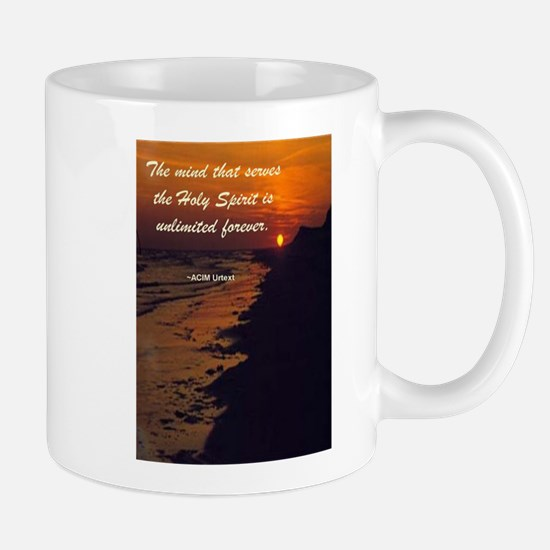 Cool A course in miracles Mug