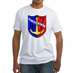 USS Neches (AO 47) Fitted T-Shirt