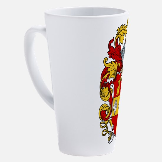 Unique Brothers 17 oz Latte Mug