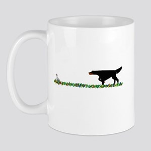 Gordon Setter in the Field II Mug