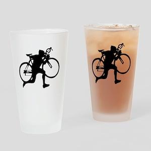 Cyclocross V1 Drinking Glass
