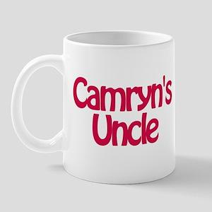 Camryn's Uncle Mug