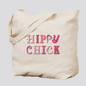 HIPPY CHICK Tote Bag
