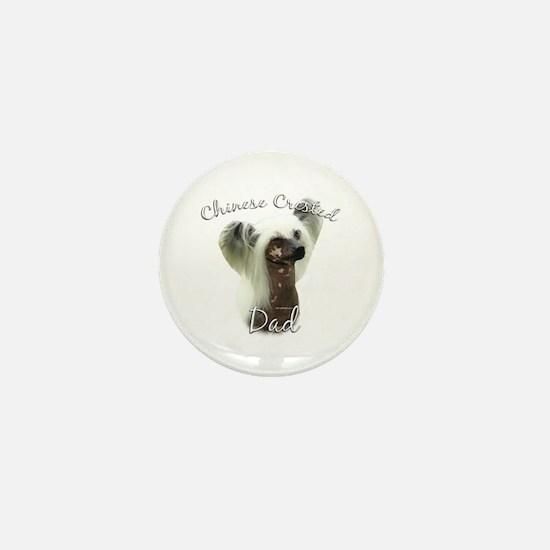 Crested Dad2 Mini Button