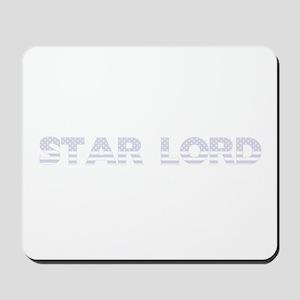Star Lord - USA Flag Design Mousepad