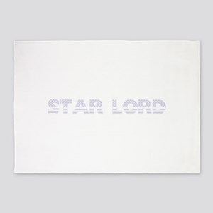 Star Lord - USA Flag Design 5'x7'Area Rug