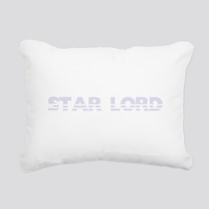Star Lord - USA Flag Design Rectangular Canvas Pil