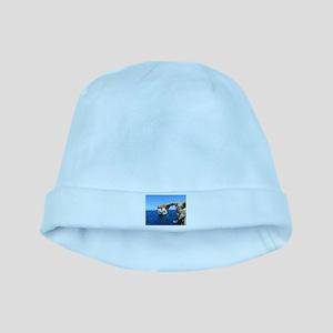Azure Window baby hat
